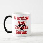 Anti Zombie Serum Morphing Mug