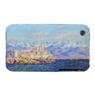 Antibes, Afternoon Effect, 1888 Claude Monet cool, iPhone 3 Case