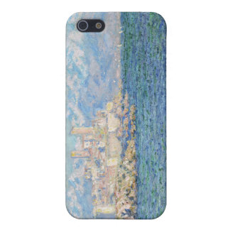 Antibes, Afternoon Effect - Claude Monet iPhone 5/5S Case