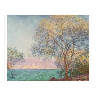 Antibes in the Morning 1888 Postcards