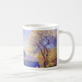 Antibes seen from the Salis Garden - Claude Monet Coffee Mugs