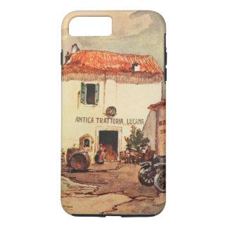 Antica Trattoria Lucana - A Wayside Trattoria iPhone 7 Plus Case