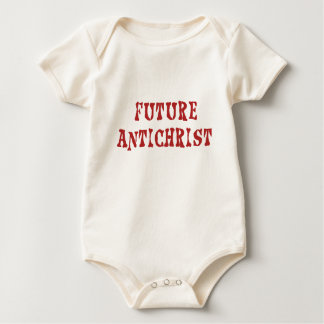 AntiChrist Kid Baby Bodysuit