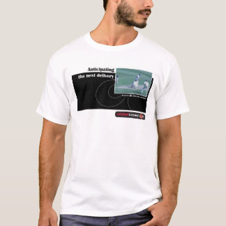 Anticipating the Next Delivery T-Shirt