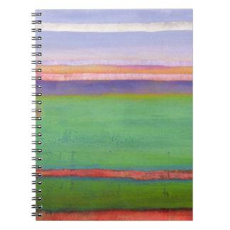 Anticipation 2001 spiral notebook