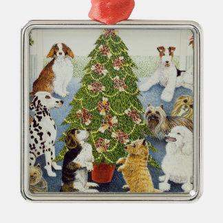 Anticipation Christmas Ornament