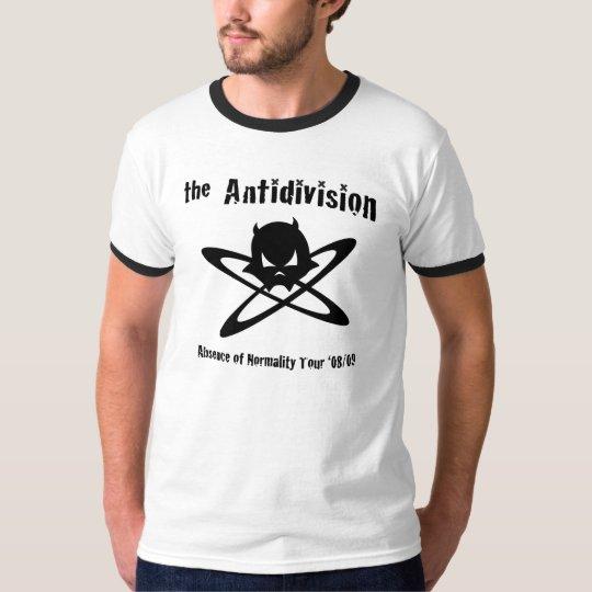Antidivision AON Tour shirt '07/'08 (ringer style)