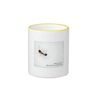 Antie Grizelda Refuses Ringer Mug