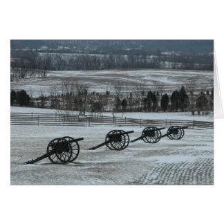 Antietam Battlefield Greeting Card