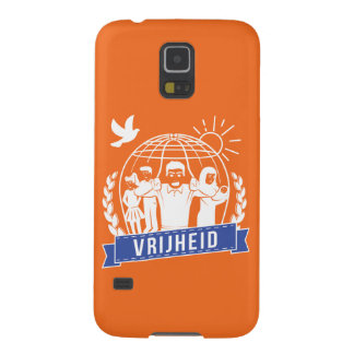 ANTIGLOBALISME VRIJHEID/FREEDOM - NEDERLAND CASES FOR GALAXY S5