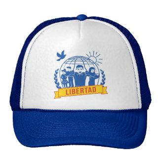 ANTIGLOBALIZACIÓN LIBERTAD/FREEDOM - ESPAÑA CAP
