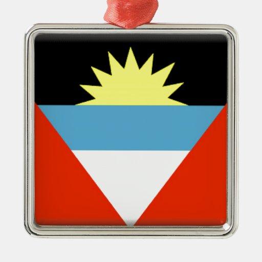 Antigua and Barbuda Christmas Ornaments