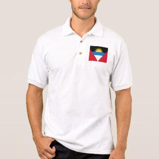 antigua and barbuda polo shirt