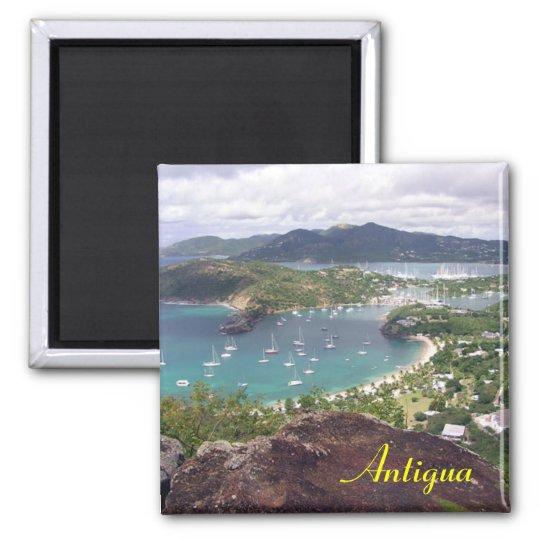 Antigua magnet