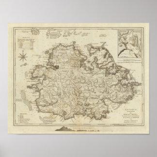 Antigua Posters