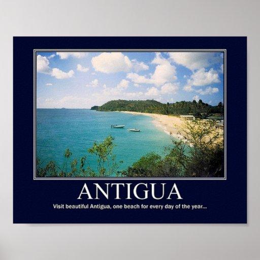 Antigua Poster