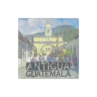 Antigua Stone Magnet