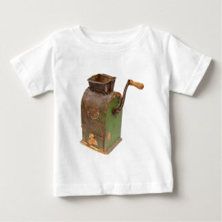 Antigue coffee mill baby T-Shirt