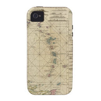 Antilles, Charibbee Islands iPhone 4/4S Covers