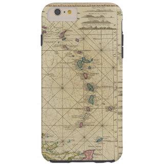 Antilles, Charibbee Islands Tough iPhone 6 Plus Case