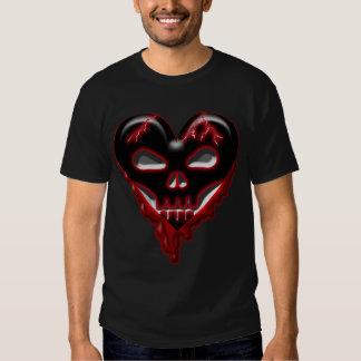 Antilove Bleeds Eternal Tee Shirts