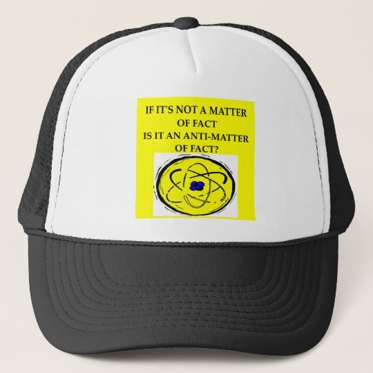 ANTIMATTER TRUCKER HAT