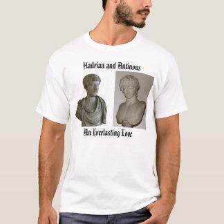 Antinous, Hadrian, Hadrian and Antinous, An Eve... T-Shirt