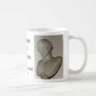 Antinous, Hadrian, HadrianandAntinous, True lov... Coffee Mug