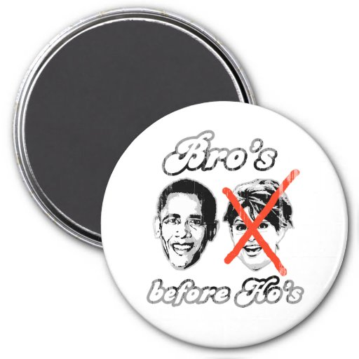 ANTIPALIN FACE BRO HO RETRO Faded.png 7.5 Cm Round Magnet