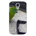 Antipodes Island Parakeet Samsung Galaxy S4 Cases