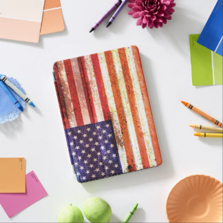 Antiquated American Flag iPad Pro Cover