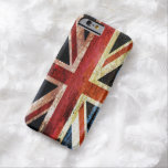 Antiquated Union Jack Barely There iPhone 6 Case