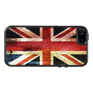 Antiquated Union Jack OtterBox iPhone 5/5s/SE Case