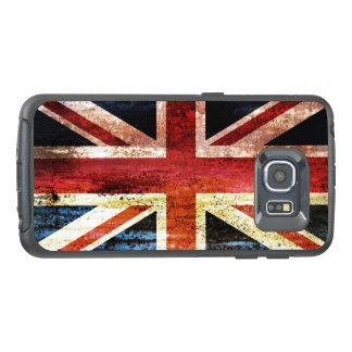 Antiquated Union Jack OtterBox Samsung Galaxy S6 Edge Case