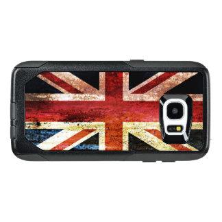 Antiquated Union Jack OtterBox Samsung Galaxy S7 Edge Case