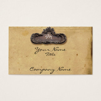 Antique 5 Business Card