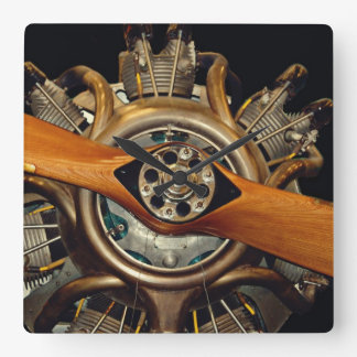 Antique Aircraft Wallclocks