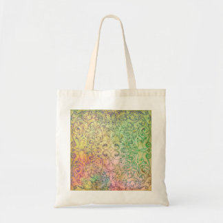 Antique ARTs Ornament Pattern for your Design Tote Bag