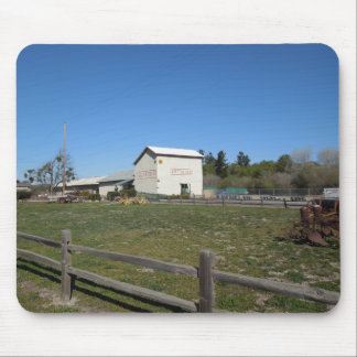 Antique Barn, Los Alamos, Caifornia Mouse Pad