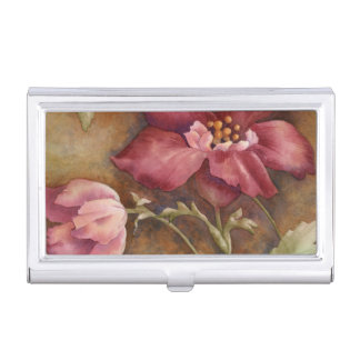 Antique Beauties I Business Card Holder