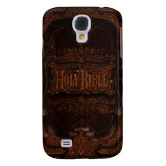 Antique Bible Cover Galaxy S4 Case