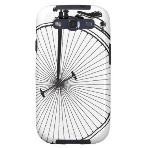 Antique Bicycle Samsung Galaxy SIII Cases
