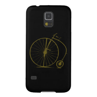 antique bicycle galaxy s5 cases