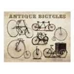 Antique Bicycles (Velocipedes)