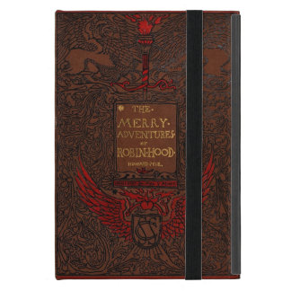 Antique Binding Robin Hood Book Cover