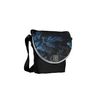 Antique Blues Courier Bags