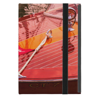 Antique Boat Show 1 iPad Mini Cover