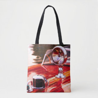 Antique Boat Show 3 Tote Bag