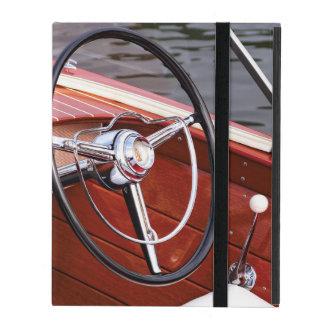 Antique Boat Show 9 iPad Case