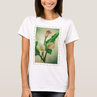 Antique Border Calla's T-Shirt
